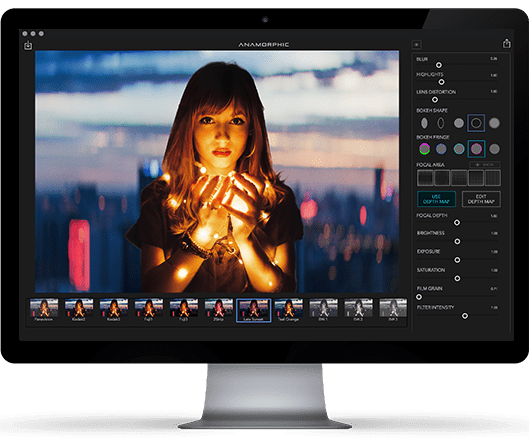 Anamorphic Pro for Mac 1.6 破解版 – 景深效果软件-麦氪派